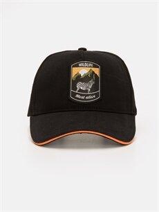 %100 Polyester  Nakış İşlemeli Şapka