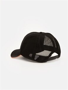 Erkek Nakış İşlemeli Şapka