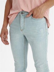 %98 Pamuk %2 Elastan 760 Skinny Fit Jean Pantolon