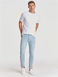 İndigo 760 Skinny Fit Jean Pantolon 9SY137Z8 LC Waikiki