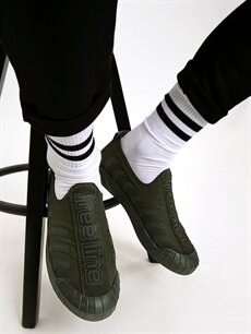Haki Letoon Erkek Spor Ayakkabı