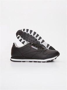 Erkek Letoon Erkek Deri Görünümlü Spor Ayakkabı