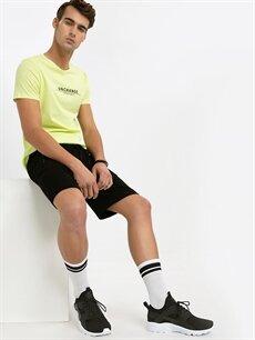 Siyah Letoon Erkek Bağcıklı Spor Ayakkabı