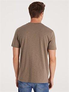 Erkek Düğme Yakalı Basic Kısa Kollu Tişört