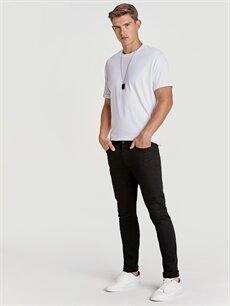 Siyah 760 Skinny Fit Jean Pantolon 9SA785Z8 LC Waikiki