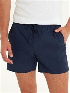 Erkek Kısa Boy Basic Deniz Şortu