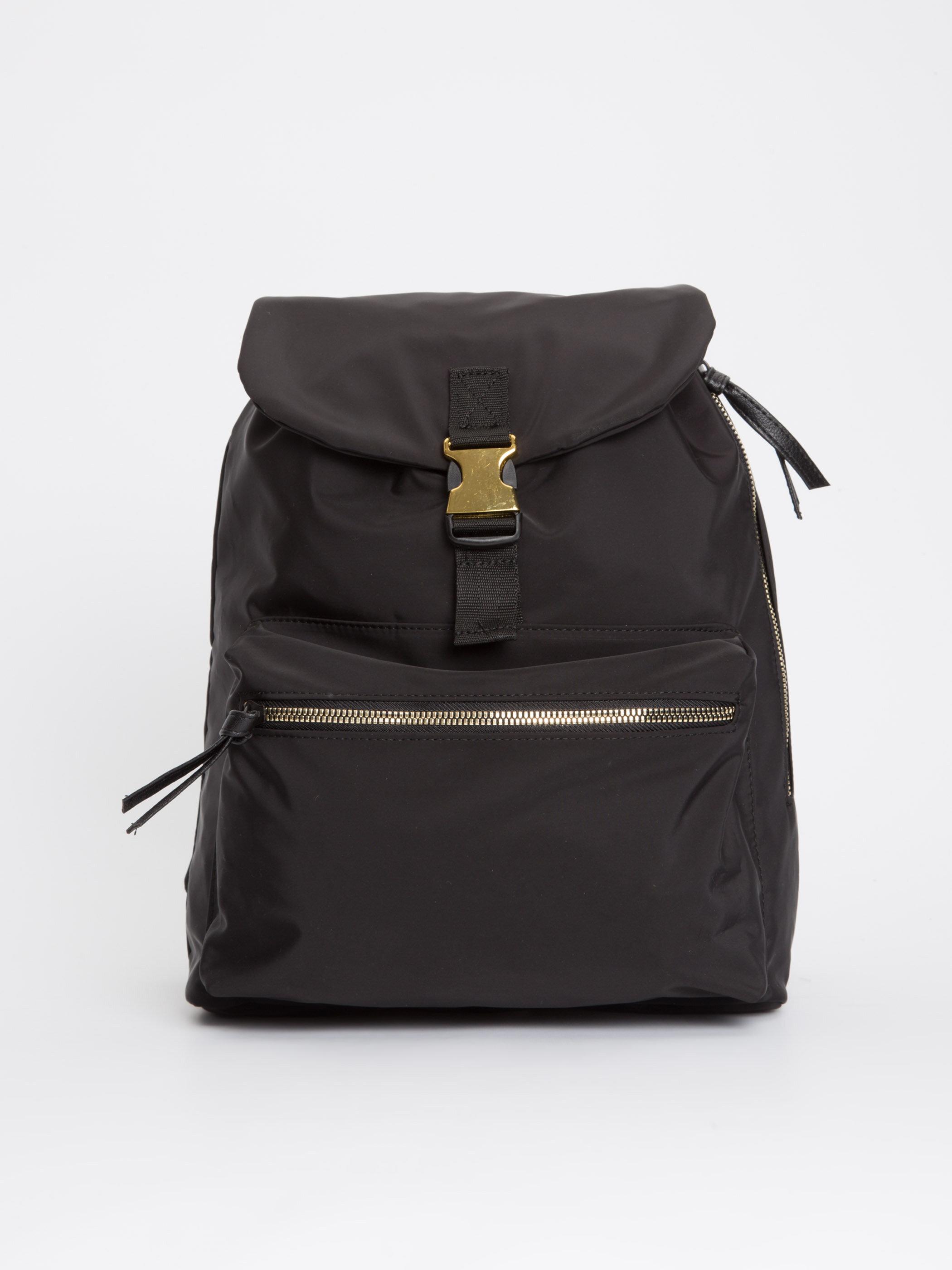 کیف پشت مشکی