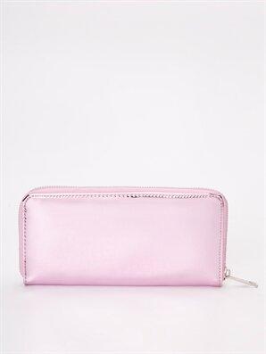 کیف پول صورتی