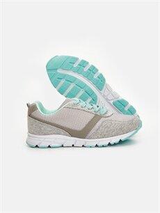 Kadın Kadın Bağcıklı Aktif Spor Ayakkabı