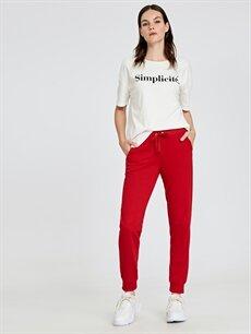 Kırmızı Kırmızı Pantolon 9SR497Z8 LC Waikiki