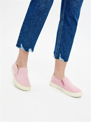 Letoon Kadın Pembe Sneaker - Letoon