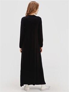 Kadın Uzun Salaş Elbise
