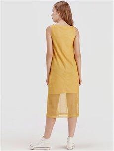 Kadın File Elbise