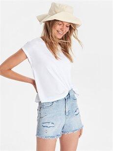 %100 Pamuk %100 Pamuk  Pamuklu Şapka