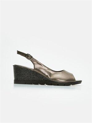 Kadın Dolgu Topuk Ayakkabı - LC WAIKIKI