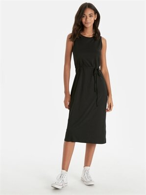 Pamuklu Düz Basic Elbise - LC WAIKIKI