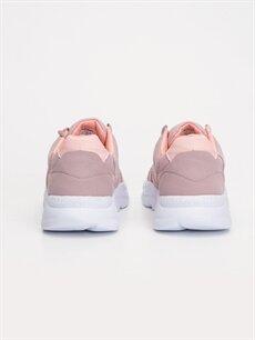Letoon Kadın Deri Görünümlü Spor Ayakkabı