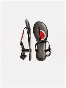 Diğer malzeme (eva) Diğer malzeme (eva)  Kadın Parmak Arası Sandalet