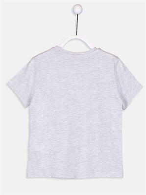 Erkek Çocuk Baskılı Tişört -9S0588Z4-LAK