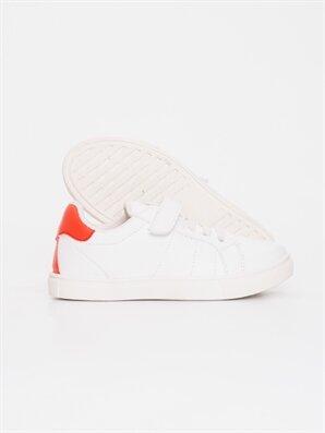 Kız Çocuk Bağcıklı Spor Ayakkabı -9S1310Z4-J5E