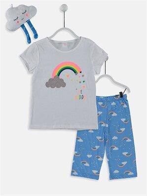 Pamuklu Pijama Takımı ve Oyuncak - LC WAIKIKI
