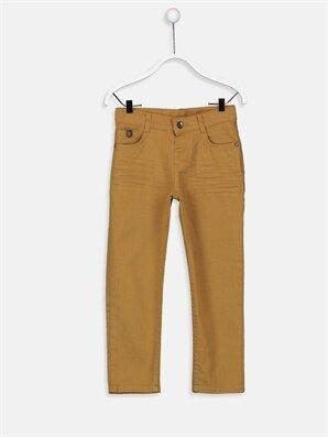 d30198ca4b31f Çocuk Pantolonları - 2-14 Yaş - Erkek Çocuk Pantolon - LC Waikiki