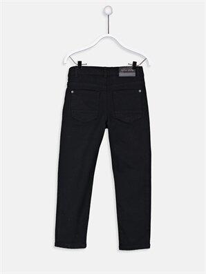 Erkek Çocuk Gabardin Pantolon -9S2564Z4-CVL