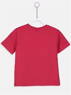 %100 Pamuk Baskılı Normal Tişört Bisiklet Yaka Erkek Çocuk Atatürk Baskılı Pamuklu Tişört