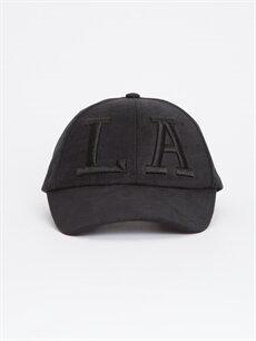 %100 Polyester %100 Polyester Şapka Erkek Çocuk Süet Şapka