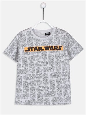 Erkek Çocuk Star Wars Tişört - LC WAIKIKI