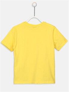 %100 Pamuk Düz Normal Tişört Bisiklet Yaka Erkek Çocuk Pamuklu Basic Tişört