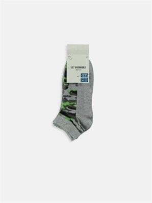 Erkek Çocuk Patik Çorap 5'li -9S6309Z4-K00