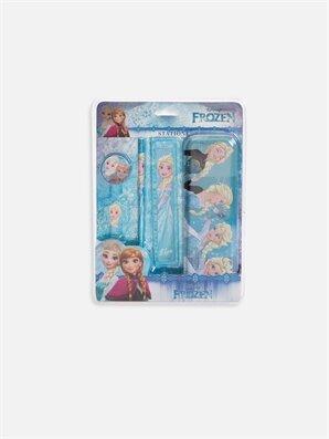 Kız Çocuk Frozen Kırtasıye Set - LC WAIKIKI