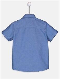 Erkek Çocuk Erkek Çocuk Oxford Gömlek ve Papyon