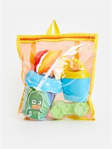 Çok Renkli Erkek Çocuk Pj Mask Plaj Oyuncak Seti 9SH507Z4 LC Waikiki