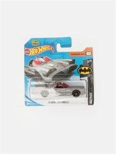 Çok Renkli Erkek Çocuk Hot Wheels Bat Mobile Oyuncak Araba 9SS366Z4 LC Waikiki