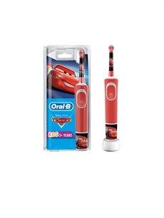 Beyaz Oral-B Çocuk Cars Özel Seri Şarj Edilebilir Diş Fırçası 9WC095Z4 LC Waikiki