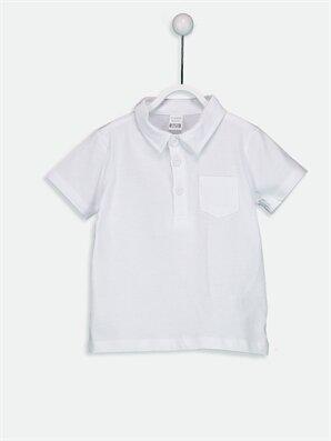 Erkek Bebek Polo Yaka Tişört - LC WAIKIKI