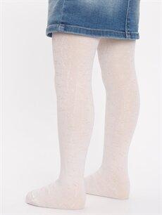 Kız Bebek Kız Bebek Külotlu Çorap 2'li