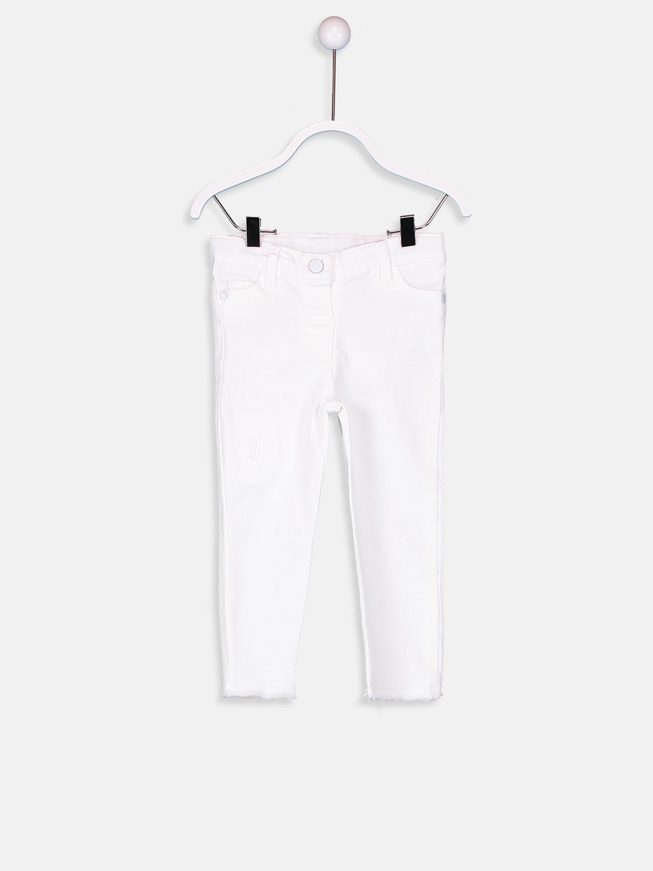 Kız Bebek Gabardin Skinny Pantolon -9S2475Z1-E5X
