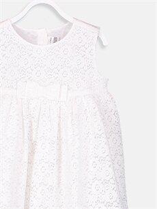 Kız Bebek Kız Bebek Dantel Elbise