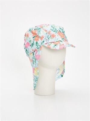 Kız Bebek Desenli Şapka - LC WAIKIKI
