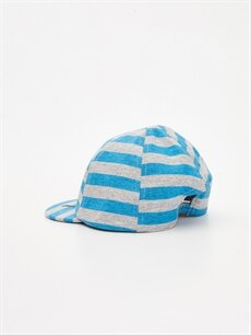 Erkek Bebek Erkek Bebek Pamuklu Şapka