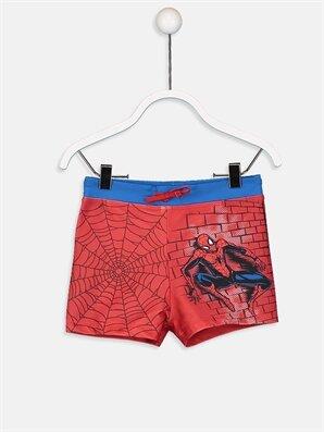 Erkek Bebek Spiderman Baskılı Mayo - LC WAIKIKI