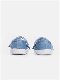 Kız Bebek Fiyonklu Ayakkabı