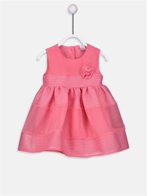 Kız Bebek Dokuma Elbise - LC WAIKIKI
