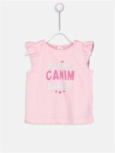 Kız Bebek Kız Bebek Pijama Takımı