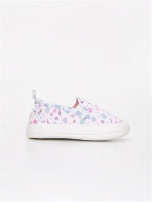 Kız Bebek Slip On Ayakkabı - LC WAIKIKI