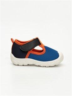 Mavi Erkek Bebek Günlük Spor Ayakkabı 9SS845Z1 LC Waikiki