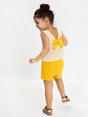 Kız Bebek Atlet ve Şort - LC WAIKIKI